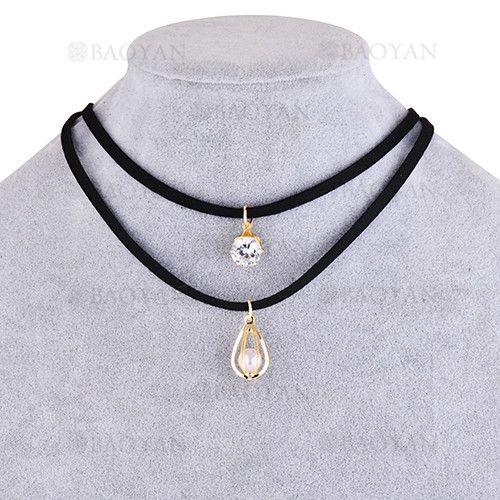 4c5bcfb4d774 gargantilla con dije de perla para mujer-ACNEG118123