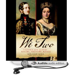 Victoria and Albert Rulers We Two Rivals Partners