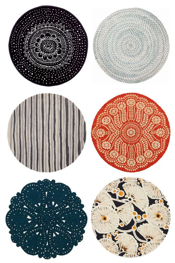 Small Round Rugs Entryway Rug Foyer Home Studio Music Floor