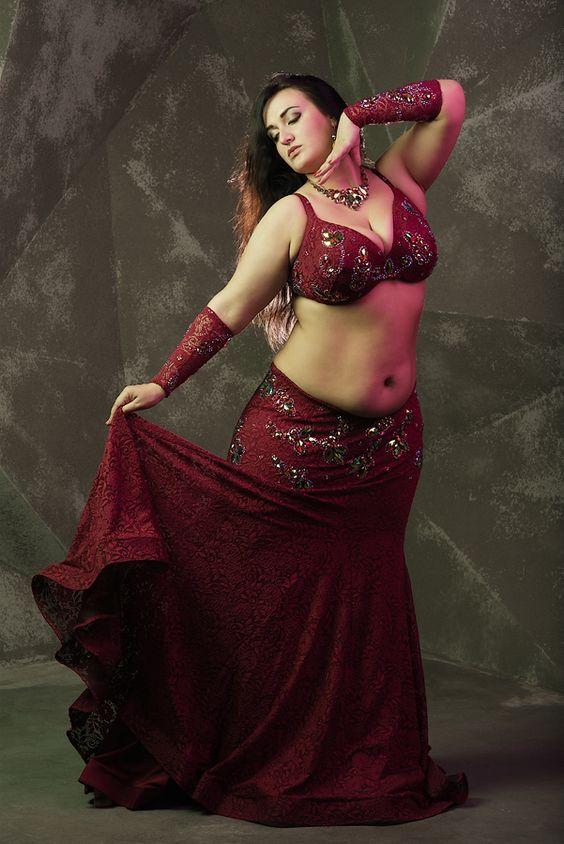 Curvy plus size woman BBW thick goddess big and bougie nubian