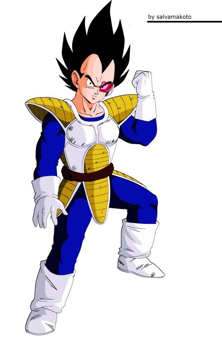 Vegeta Saga Saiyajin By Salvamakoto Dbz Characters Anime Character Design Dragon Ball Super Goku