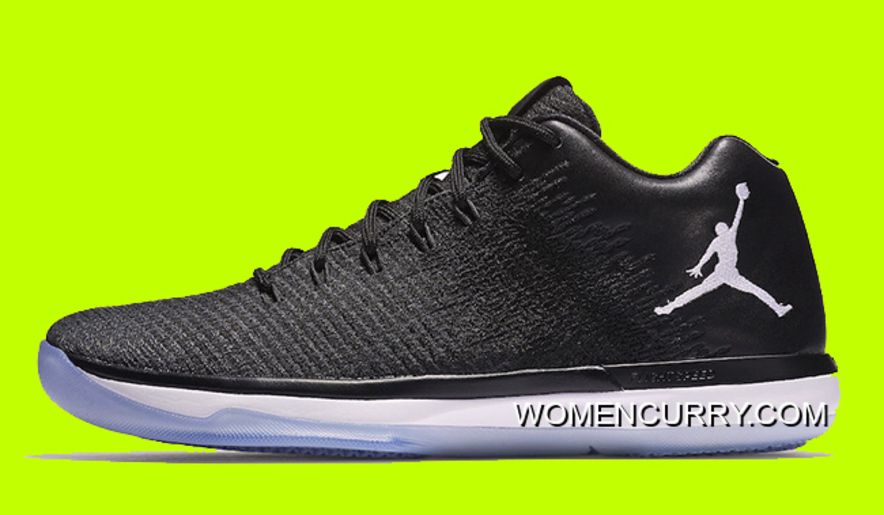 New Air Jordan XXX1 Low Black White 897564-002 Authentic  fca5e7c9de28