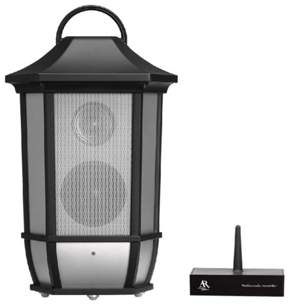 Acoustic Research AWS6 900 MHz RF Indoor Outdoor Wireless Speaker System W Direct Play Capability