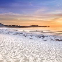Carmel Beach California Holiday Vacation