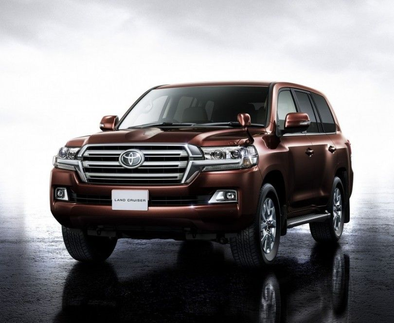 New Toyota Land Cruiser 200 launched in India at Rs. 1.29 Crore