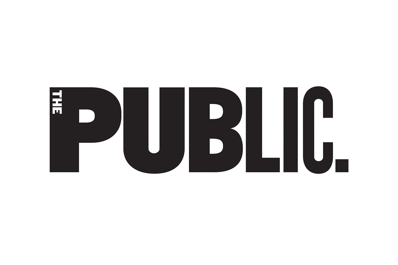 The Public Theater By Pentagram Paula Scher Theatre Logo Logo Branding Identity