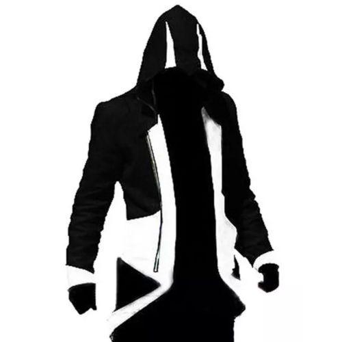 assassins creed lederjacke 7xl