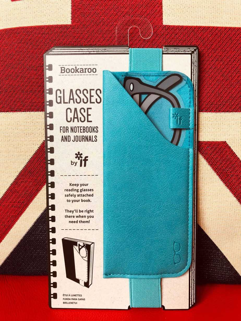 IMG_5310 Glasses case, Book journal, Reading accessories