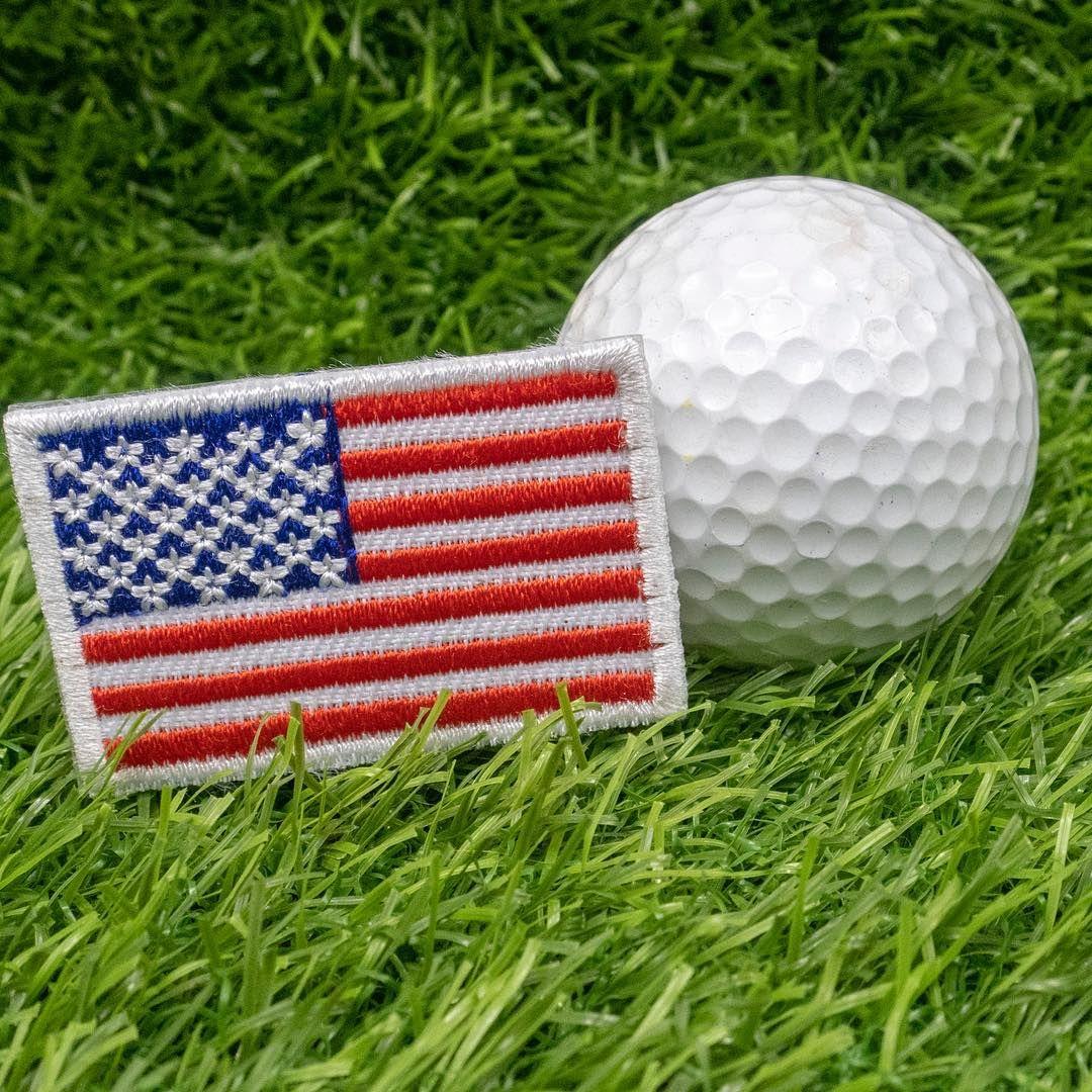 Golf Ball And U S A Flag Golf American Golf Golf Humor