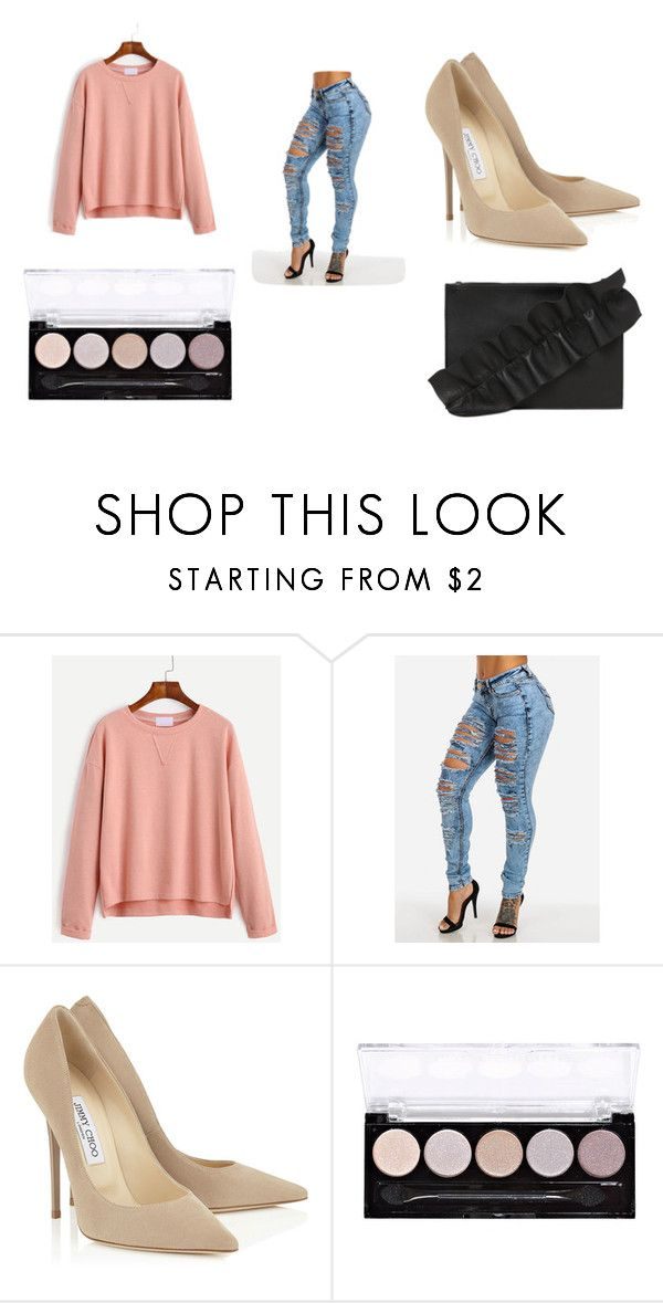 """random 2"" by makayla42 on Polyvore featuring L.A. Colors and MSGM"