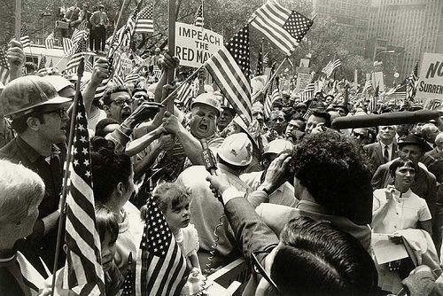 On May 8 1970 New York Mayor John Lindsay Order All Flags On