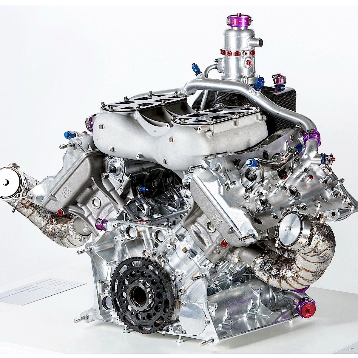 Porsche 911 Gts Engine: Porsche Unveils Turbo V4 From 919 Hybrid