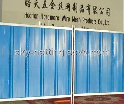 Panel Size 2000x2160mm Corrugated Sheet Hoarding Ht C China Corrugated Plastic Sheet Corrugat Corrugated Plastic Sheets Corrugated Plastic Galvanized Sheet