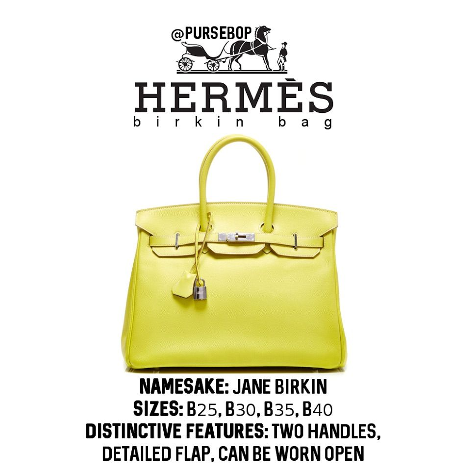 a18a4d5554 Get schooled in Hermes Birkin vs. Kelly 101! Read our most extensive  reference guide to date with features