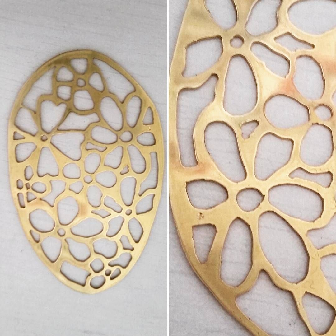 #metalsawing #brass #sawdiary #sawing #flower