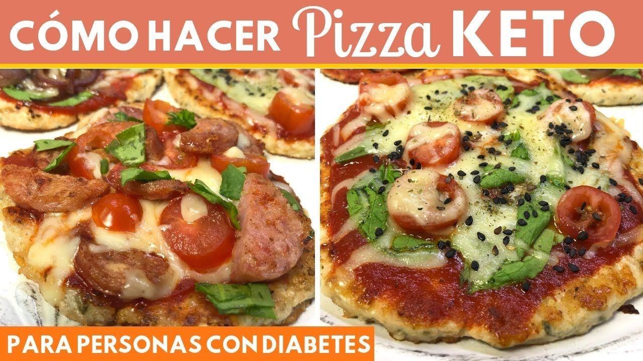 pizza mexicana comiendo bien con diabetes