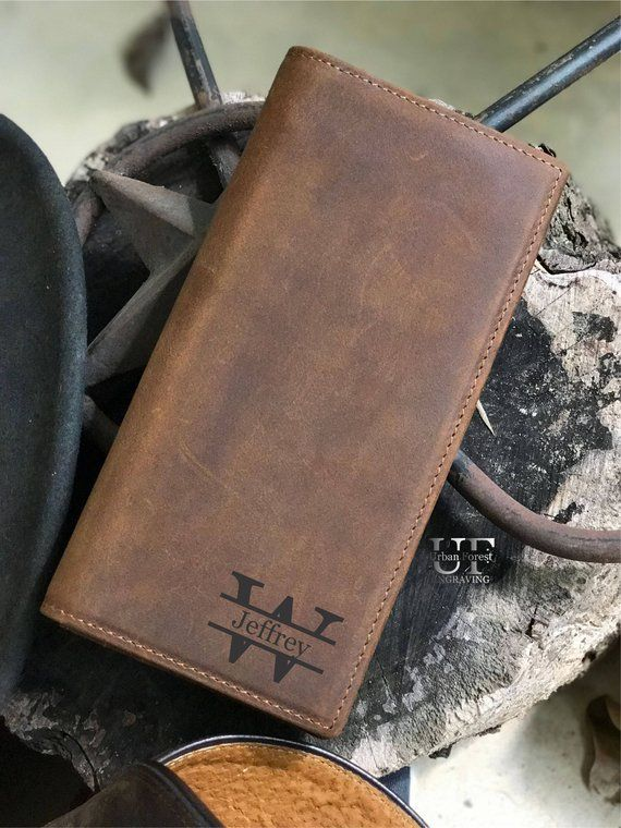 mens leather wallet mens