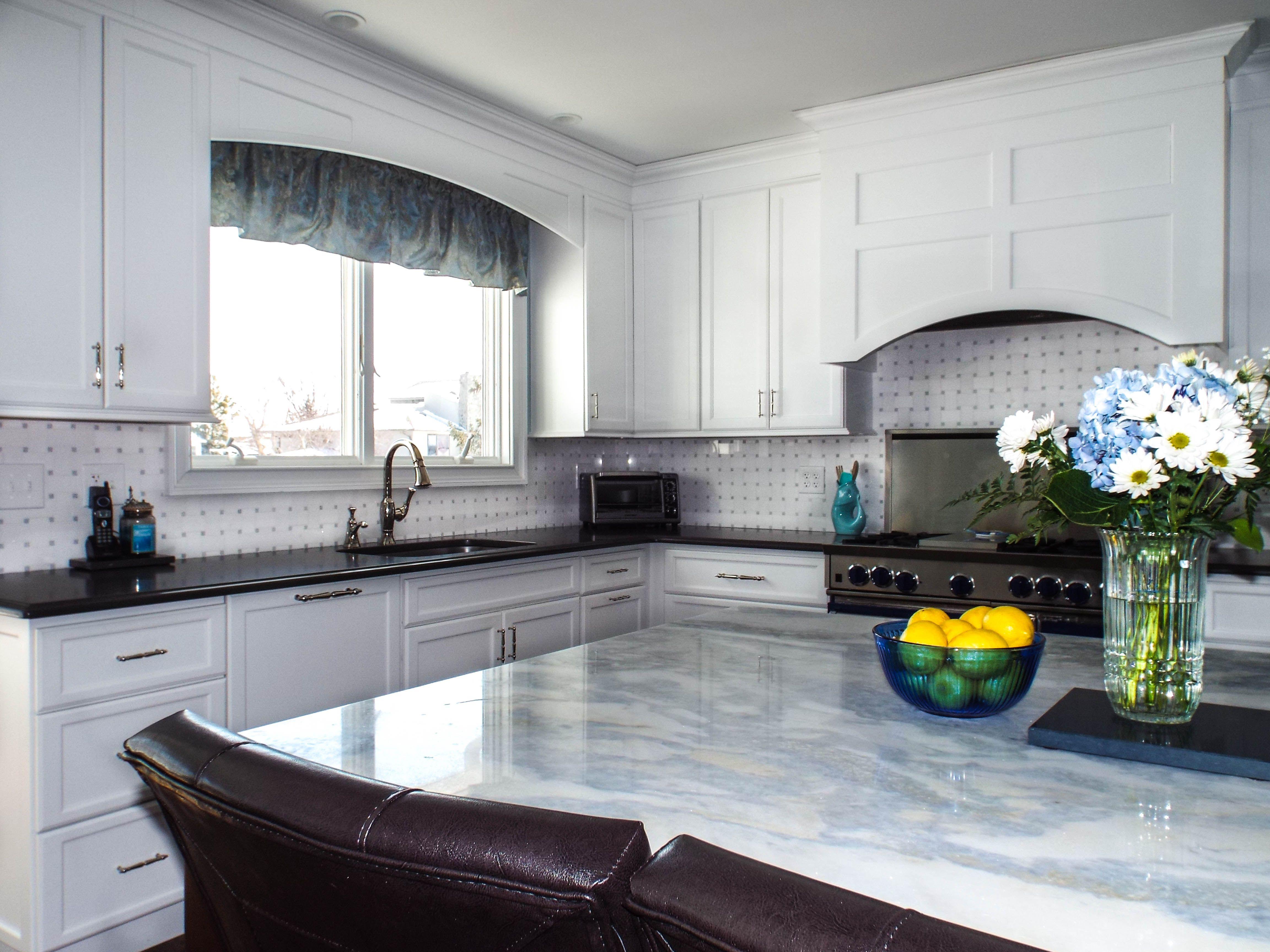 Island Counter-top   Countertops, Kitchen design, Kitchen ...