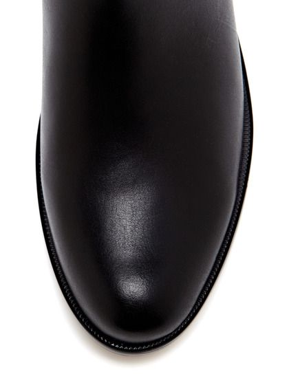 Davison Mid Riding Boot by Renvy at Gilt