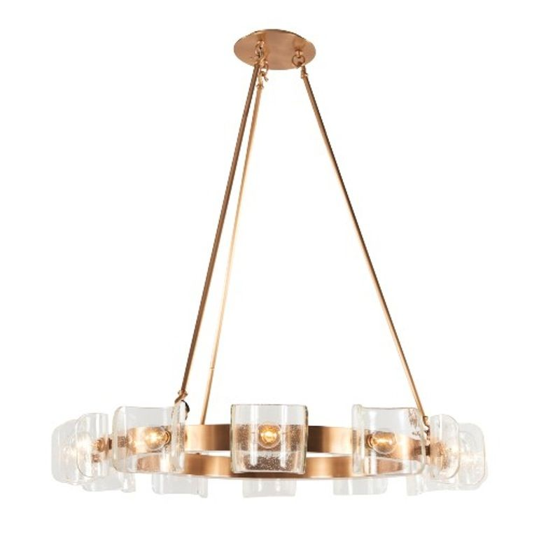 Helios Chandelier By Zia Priven Made To Order Designer Lighting From Dering Hall S Collection Of Contemporary Industrial Transitional Mid Century