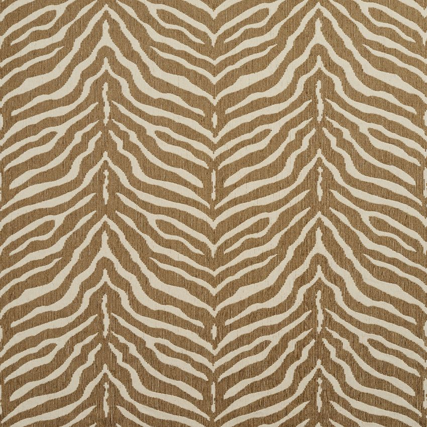Zebra Natural Beige And White Animal Print Chenille Upholstery Fabric Upholstery Printing On Fabric Upholstery Repair