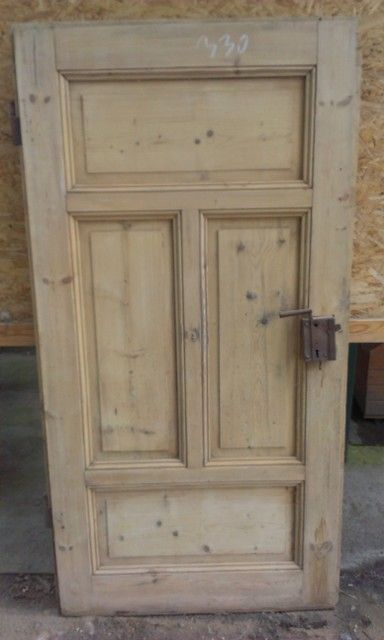 Stare Drzwi 4470149727 Oficjalne Archiwum Allegro Wood Doors Doors Natural Wood