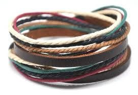 leather man bracelet - Buscar con Google