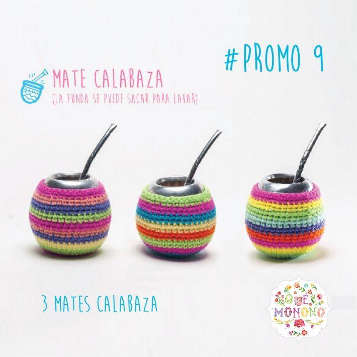 Qué Monono | Crochet vaso y frascos | Pinterest | Termos, Frascos y ...
