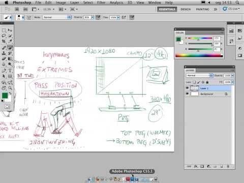 Aula - Princípios de Animação - Básico do básico (parte01) 05082013