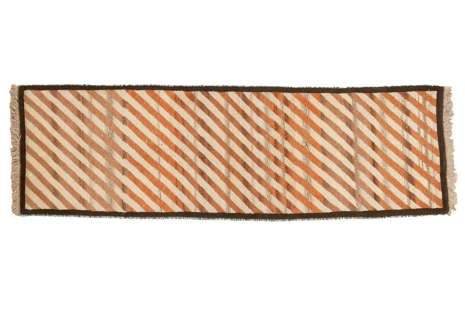 2x6.5 Vintage Gabbeh Rug Runner