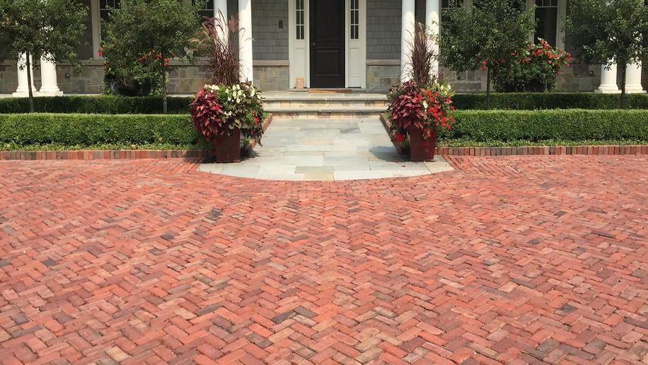 Repairs Brick Paving Hardscape Pavers