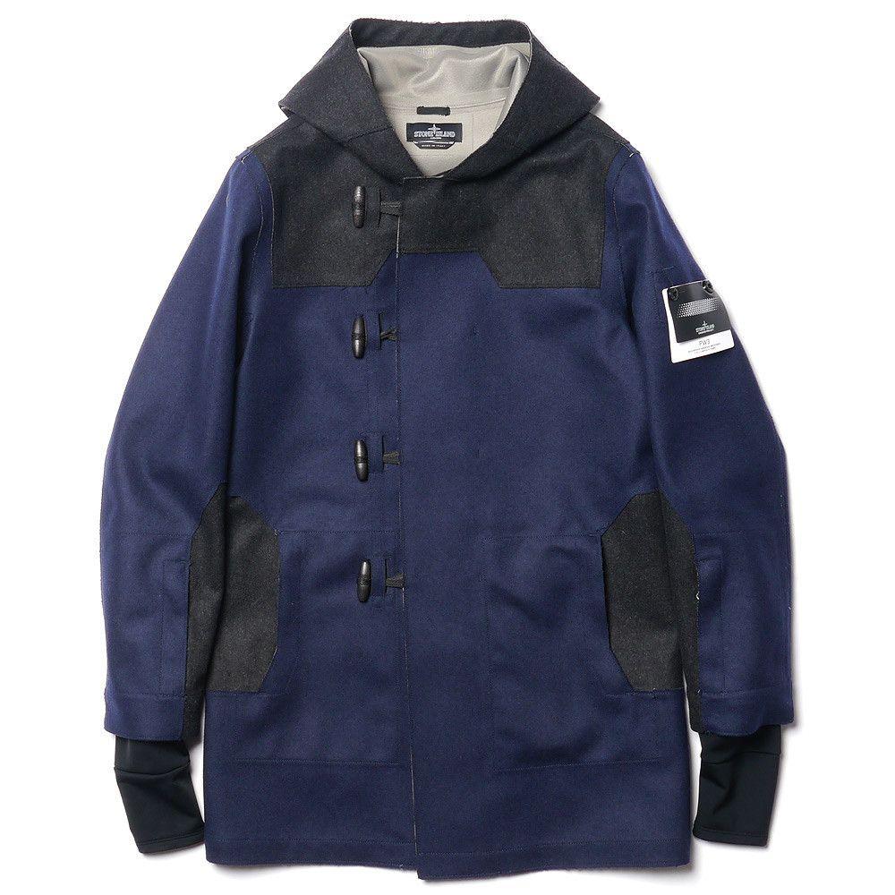 nike dunk libère sneaker - 41746 LASERED REFLEX MAT Hooded jacket in Lasered Reflex Mat, a ...