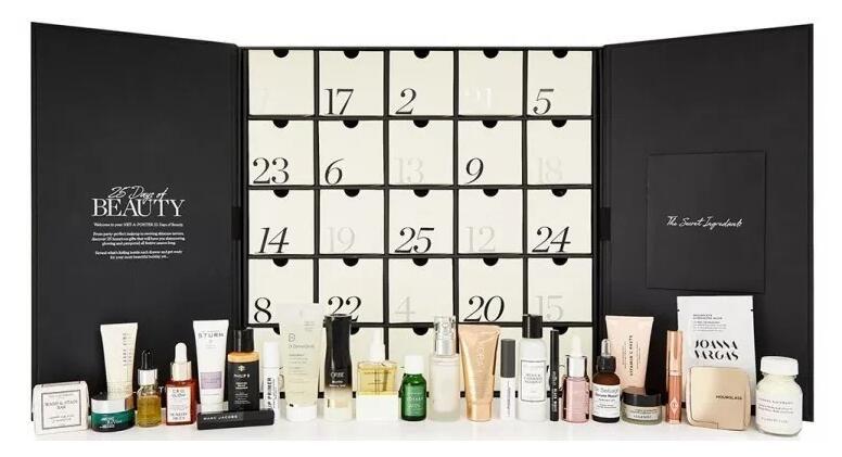 Calendarios De Adviento De Belleza 2019 Maquillaje Y Cosmetica