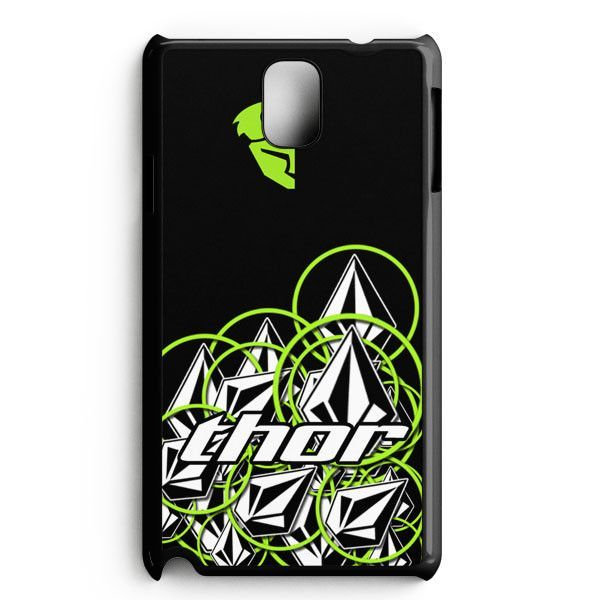 Thor Volcom Sentinel Stickerbomb Mx Protective Samsung Galaxy Note 5 Edge Case