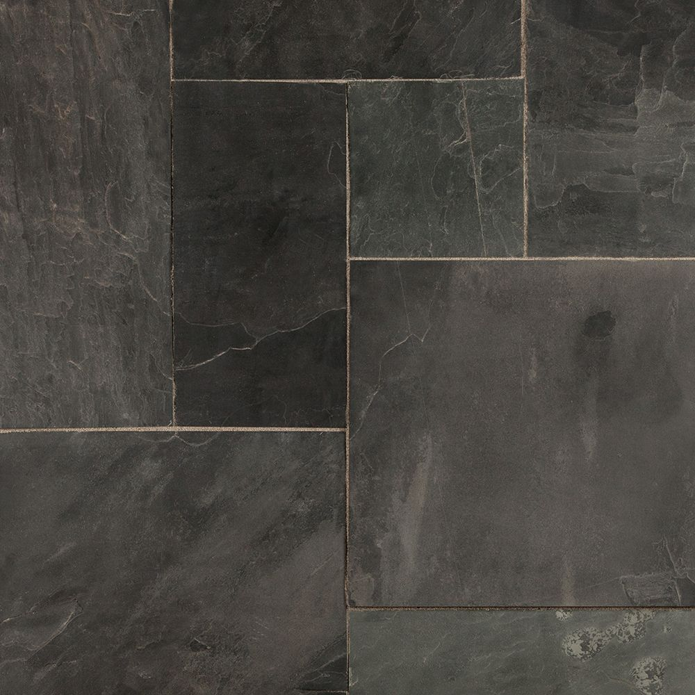 Builddirect Roterra Slate Tiles Gsa Collection Slate Tile Black Floor Tiles Flooring