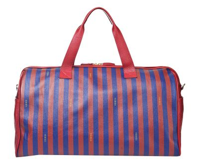 Leder-Reisetasche