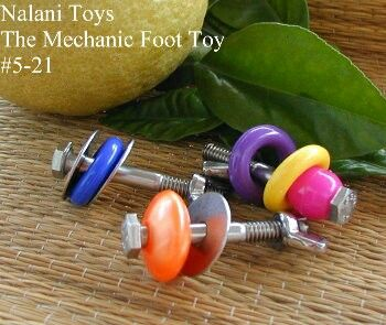Foot toy!