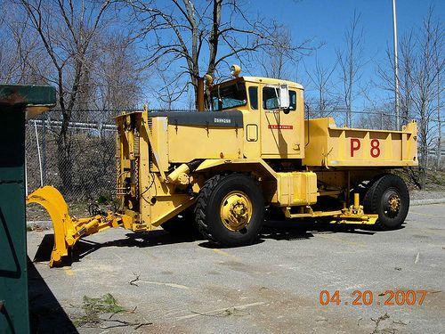 Dscn6577 Oshkosh Truck Plow Truck Snow Plow Truck