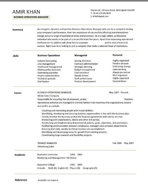 business operations manager resume examples templates samples operations manager resume samples operations manager resume examples - Business Operation Manager Resume