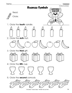 Results for ordinal numbers worksheet | Guest - The Mailbox ...