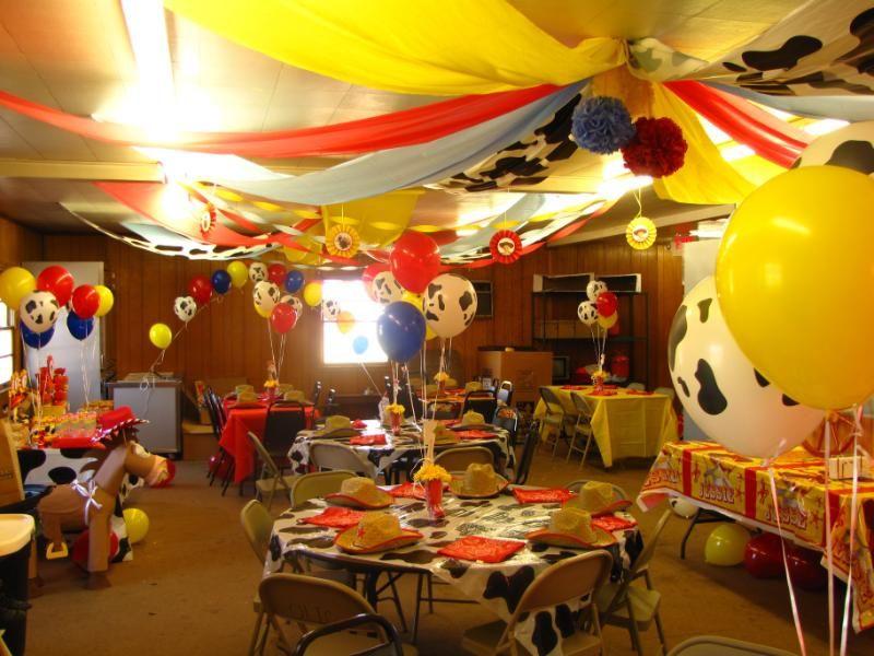Toy Story Jessie 6th Birthday Party Pics Cafemom