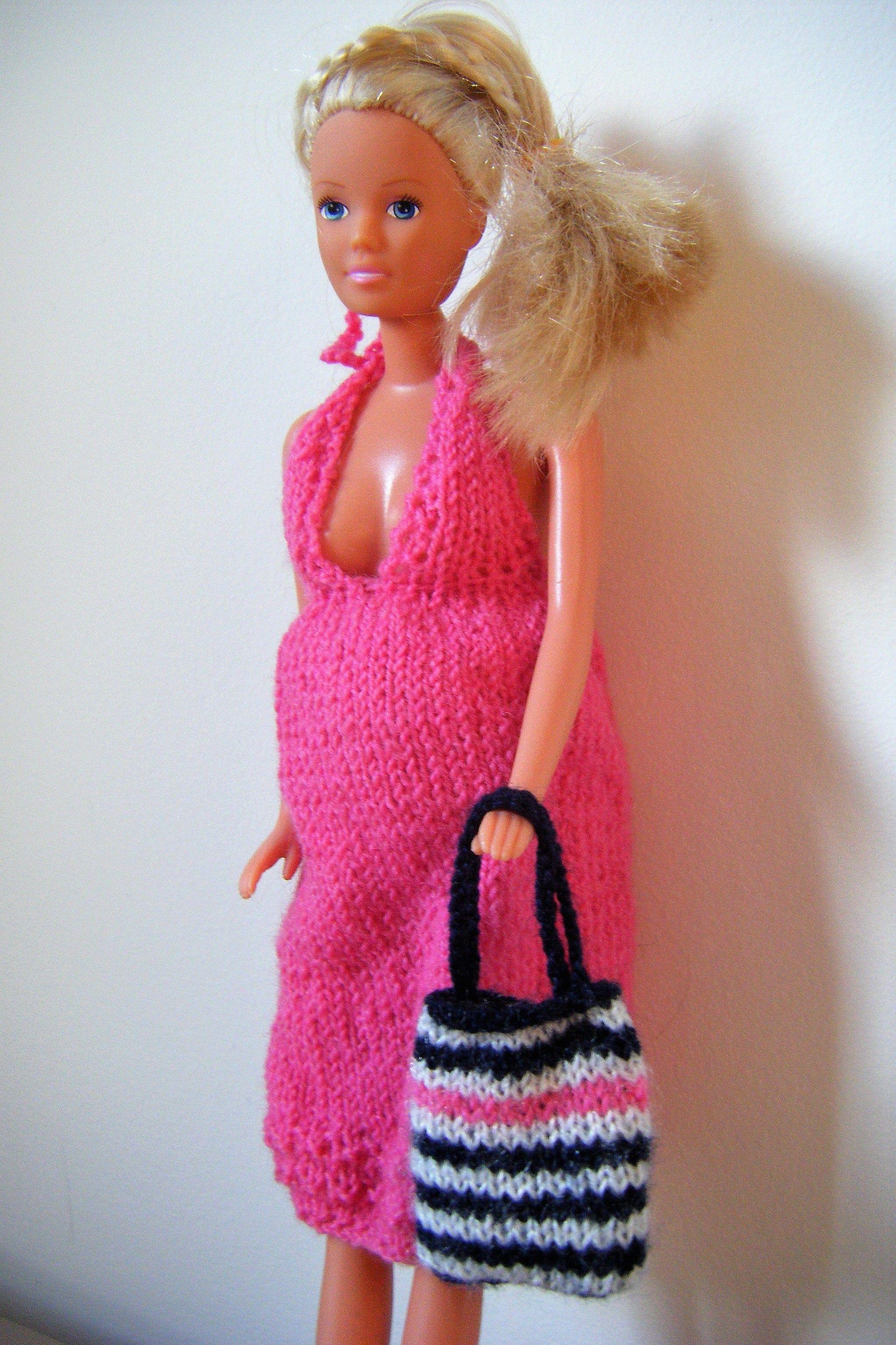 Épinglé sur Modèles tricot barbie