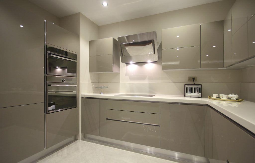 Akrilik Mutfak Modelleri – Rengarenk Akrilik Mutfak Dolapları