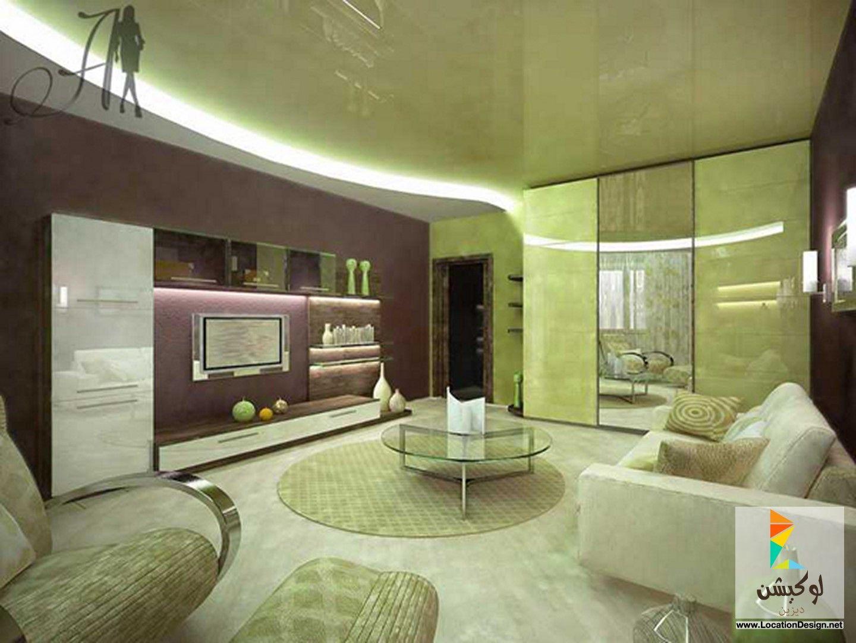 ديكور جبس غرف جلوس 2015 Luxury Rooms Interior Design Living Room Interior Design