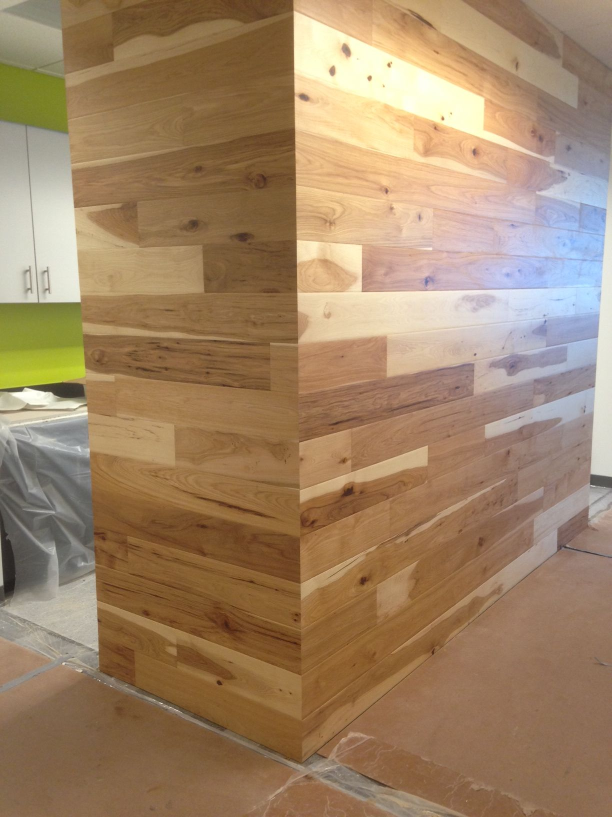 Natural Pecan Character grade (With images) Plank walls