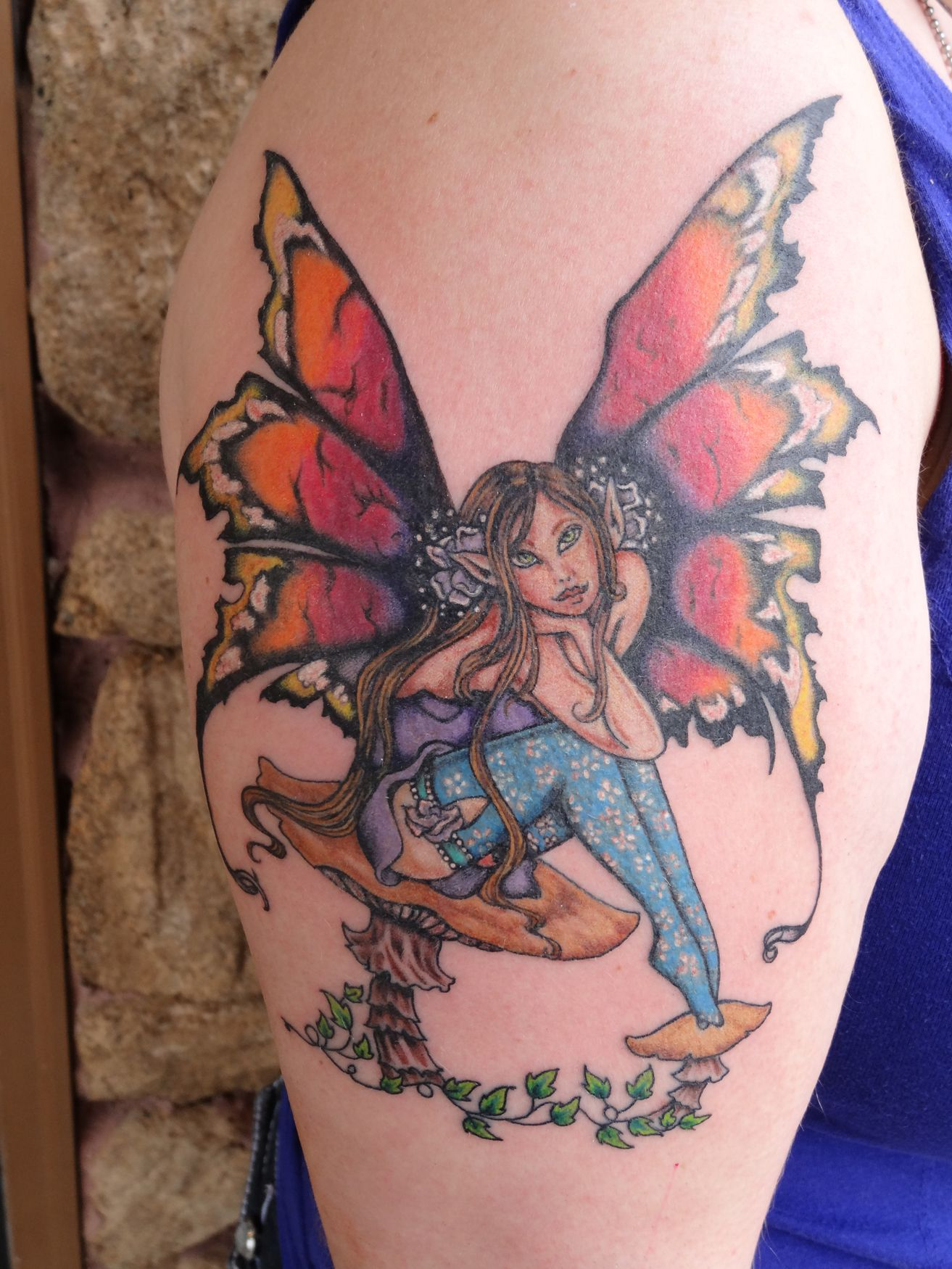 Bye don stevens baton rouge la maple leaf tattoo leaf