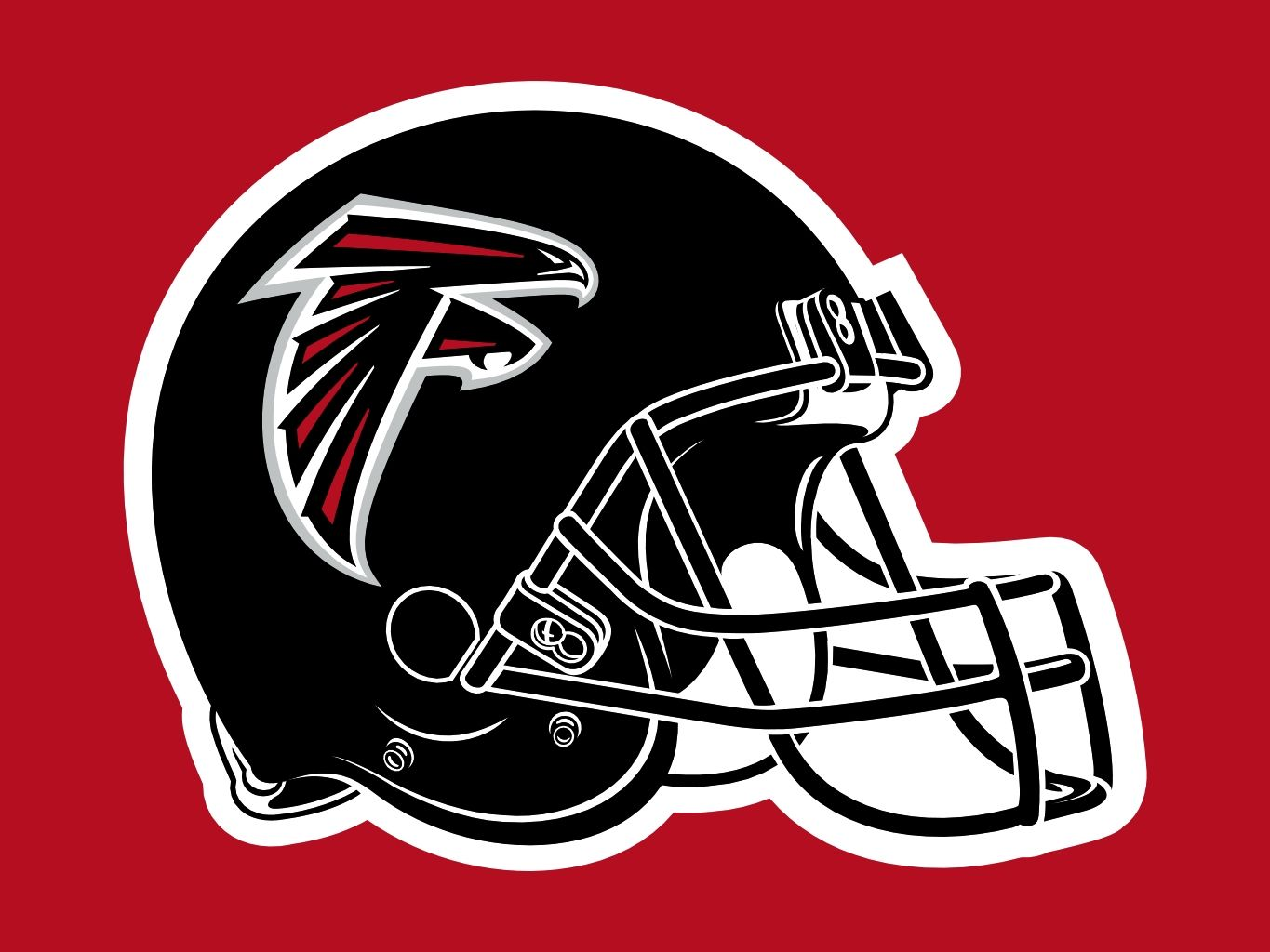 Atlanta Falcons Images Atlanta Falcons Logo Atlanta Falcons Helmet Football Helmets Nfl Football Helmets