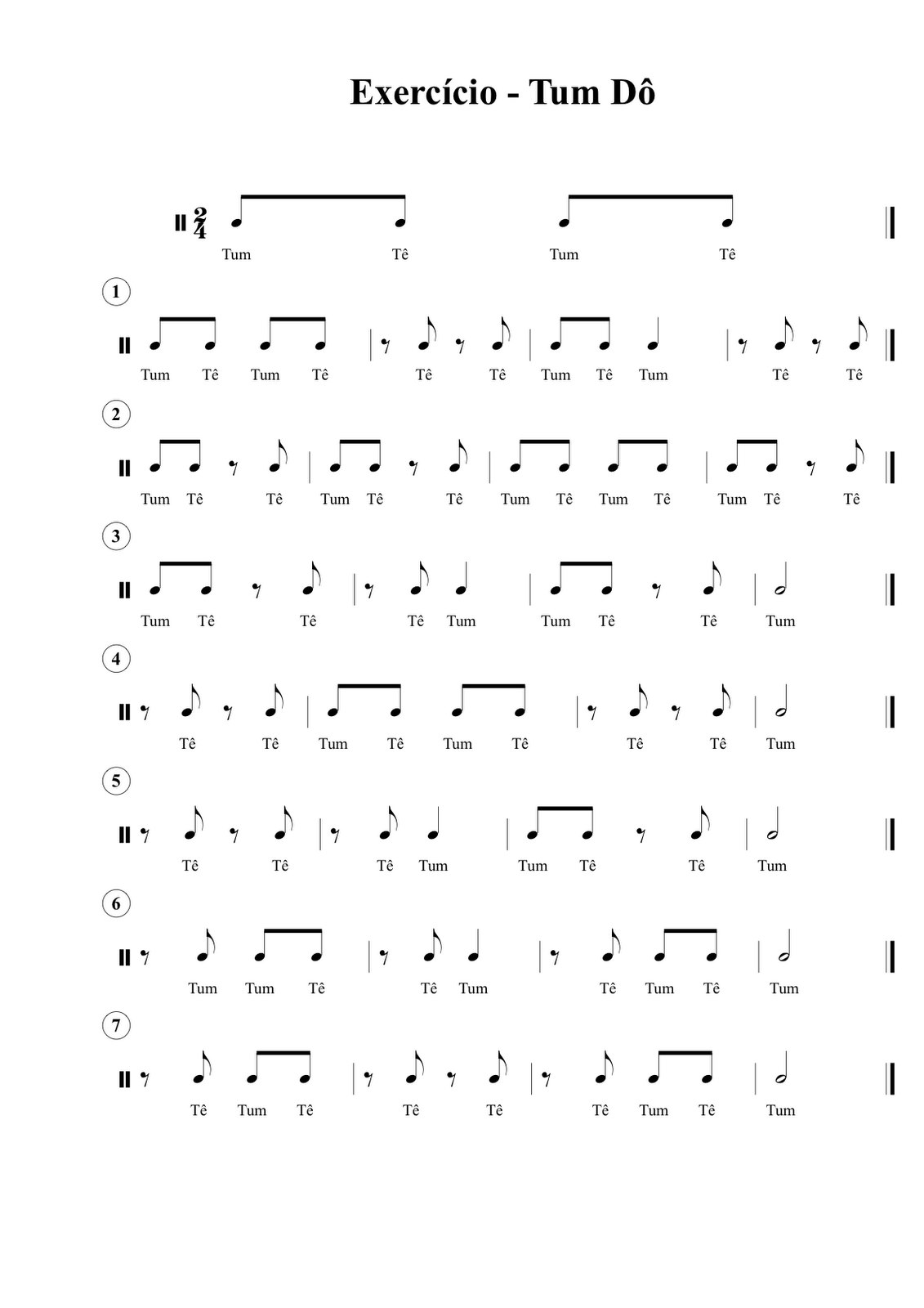 Leitura Ritmica Violinlessonsforkids