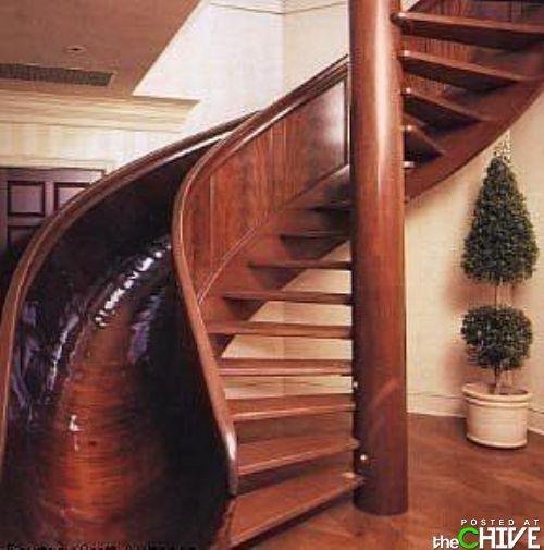Childhood fantasy home additions
