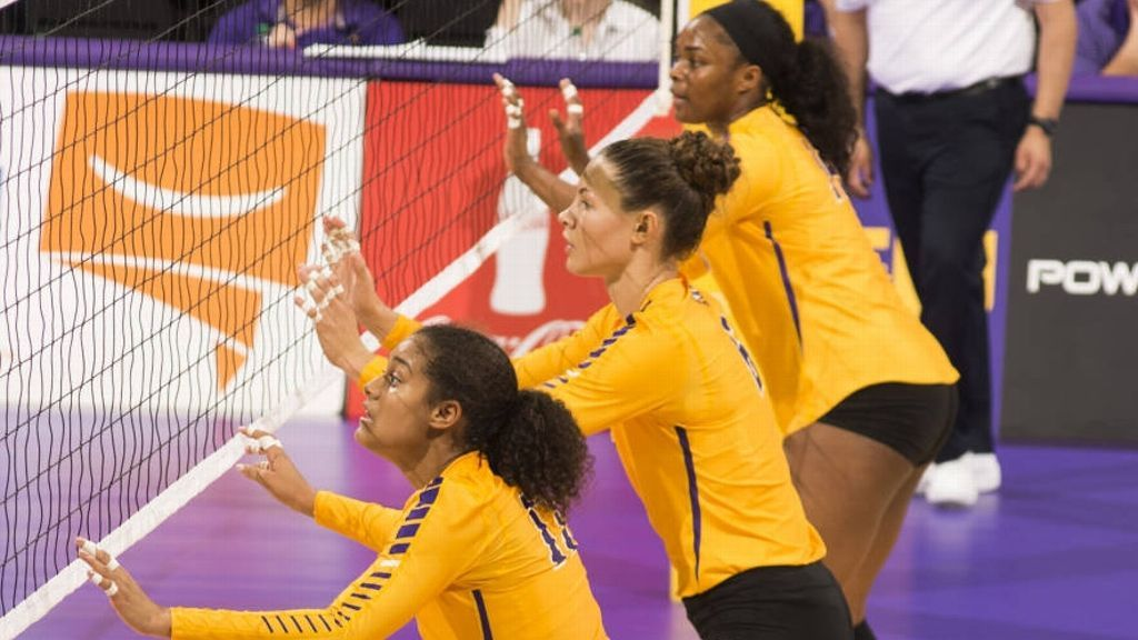 961 Likes 0 Comments Lsu Volleyball Lsuvolleyball On Instagram Light The Fire Inside Of You In The Next Person Lsu Sports Fire Inside